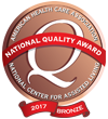 2017 National Health Care Association Quality Award